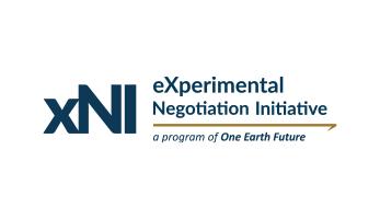 Negotiating Peace - Experimental Peace Negotiations