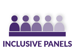 inclusive panels OEF commits